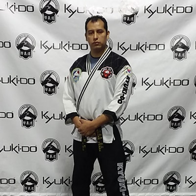 Mr. Javier Parra - Martial Arts Instructor in Elgin IL
